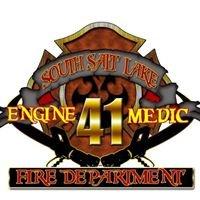 South Salt Lake Fire Station 43