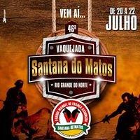 Vaquejada de Santana do Matos/RN