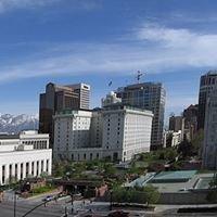Salt Lake City @ United Airlines