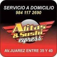 Alitas & Sushi express