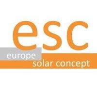 ESC Europe Solar Concept
