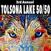 Tolsona Lake 50/50 Sled Dog Race