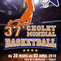 Cholet Mondial Basket Ball