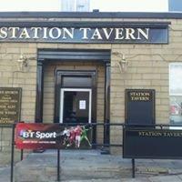 Station Tavern cleckheaton