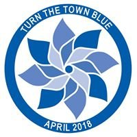 Turn the Town Blue Campaign
