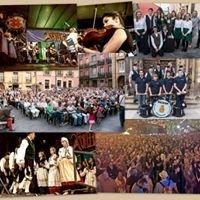 Festival Interceltico De Aviles Y Comarca