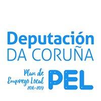 Plan Emprego Local - PEL Deputación da Coruña