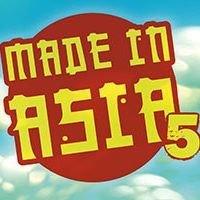 Made In Asia 08-10 mars 2013 Brussels Expo, Belgium