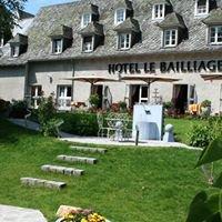 Le Bailliage *** Hôtel Restaurant et Spa