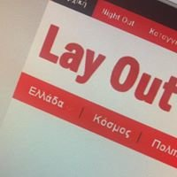 Lay out Web TV, Web Radio