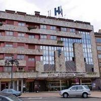 Silken Hotel Monumental, Oviedo, España