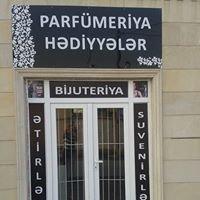 Parfumeriya - salyan