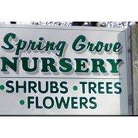 Spring Grove  Nursery Lancaster-Chester County PA