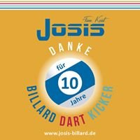Josis Billard Dart Kicker Center