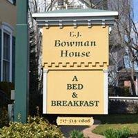 E. J. Bowman House Bed & Breakfast
