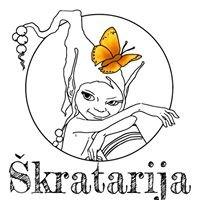 Škratarija - društvo za ustvarjalno izražanje