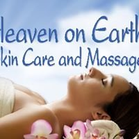 Heaven On Earth:  Skin Care & Massage