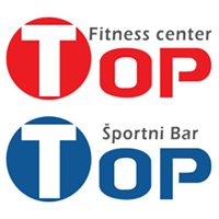 Fitness Center Top in Top Bar