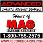 Advanced Sports Record Boards