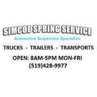 Simcoe Spring Service