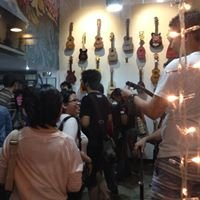 Happy Music Ukulele Phils. at the Collective