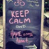 Cihangir Yoga. Yo cafe - Istinye