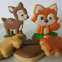Doces Cups e Cookies