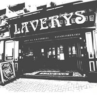 Lavery's Beer Tent at The Belfast Christmas Market