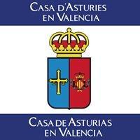 Casa de Asturias en Valencia / Casa d'Asturies en Valencia