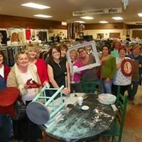 The Guilford County Chalk Paint Studio