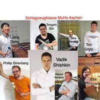 Schlagzeugklasse Musikhochschule Aachen