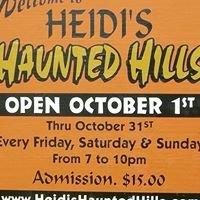 Heidi's Haunted Hills