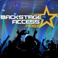 Backstage Access Pass