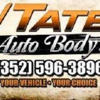 R. Tate's Auto Body Shop