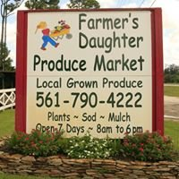 Farmers Daughter Produce Market and Garden Center