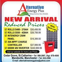 Alternative Energy PLUS: Jamaica