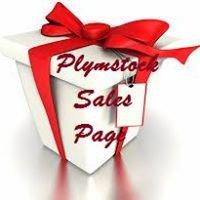 Plymstock Sales Page