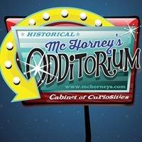Historical McHorney's Odditorium