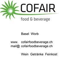 COFAIRfoodbeverage