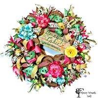Fancy Wreath Lady