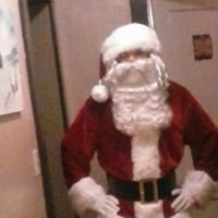 Santa Claus for hire in Kent & Sussex De