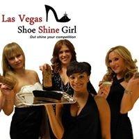Las Vegas Shoeshine Girl