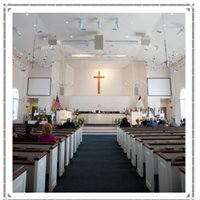 Dream Weddings at First Congregational Church of Naples