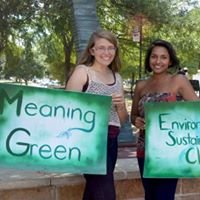Meaning Green at UNT