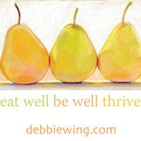 Eat Well, Be Well, Thrive