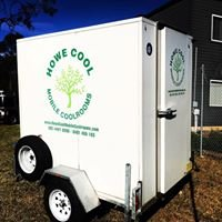 Howe Cool Mobile Cool Rooms.