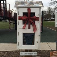 Colonial Hills Little Free Library