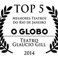Teatro Glaucio Gill Apresenta