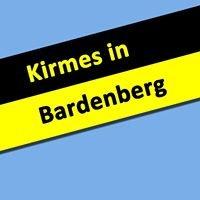 Kirmes in Bardenberg