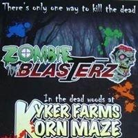 Zombie Blasterz at Kyker Farms